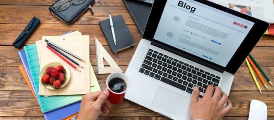 -blogging